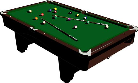 Pool Table Pictures by Pool Clipart