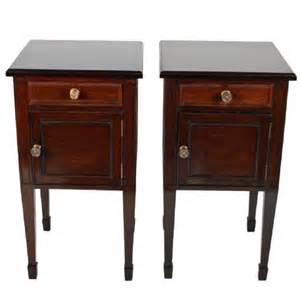 Mahogany Bedside Table Antiques The Uk S Largest Antiques Website