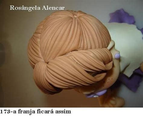doll hair tutorial 549 best images about dolls clay techniques on