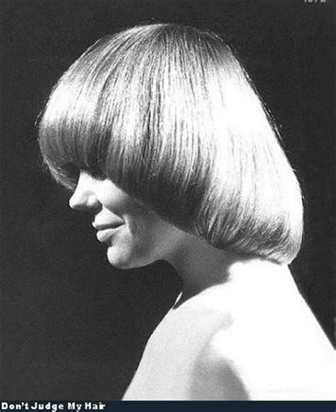 70s Mushroom Cut | 70 s bowl cut 60 s 70 s and 80 s retro food and items