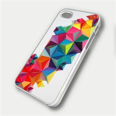 Animasi 3d Plastic Samsung S4 31 rainbow geometric iphone 6 plus 6 5s 5c 5 4s 4 samsung