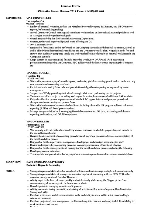 cover letter controller choice image cover letter sle