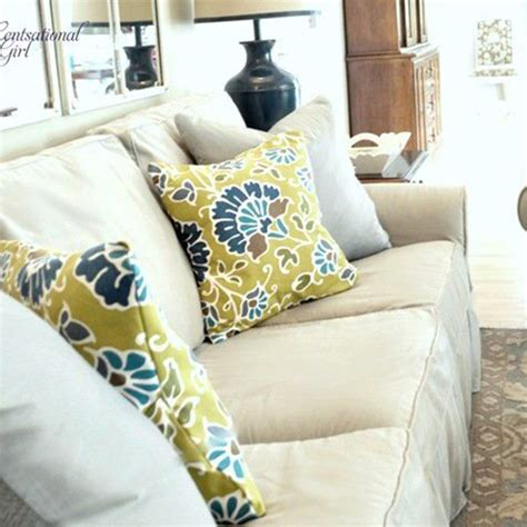 make your own couch cushions 7 easy ways to make old furniture modern reliable remodeler