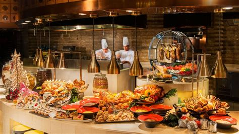images of christmas feast macao hotel buffet feast sheraton grand macao hotel