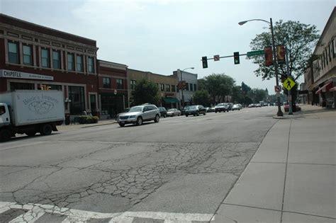 La Grange by File La Grange Illinois Downtown Jpg