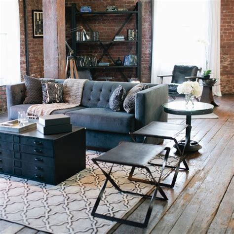 masculine sofas bachelor pad sofa top bachelor pad ideas and essentials
