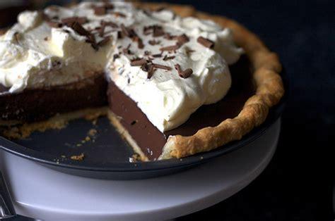 Smitten Kitchen Chocolate Pie chocolate pudding pie smitten kitchen