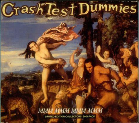 mmmm crash test dummies crash test dummies mmm mmm mmm mmm digipak uk cd single