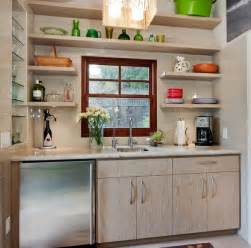 kitchen open shelving idea for the home