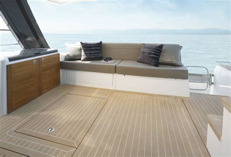 synthetic boat floor material marine boat flooring - Boat Flooring Material