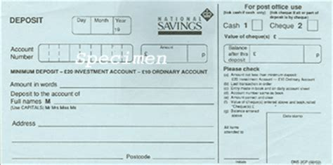 withdrawal slip template clip credit union deposit slips