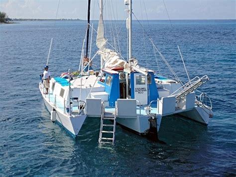catamaran sail cozumel best cozumel catamaran sail and snorkel excursion