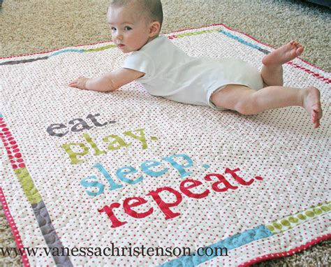 Sew Baby Quilt by Baby Quilt 171 Moda Bake Shop