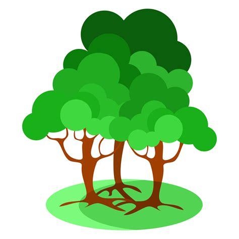 tree clipart vector tree vector png 101 clip