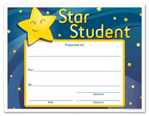 printable star awards hole in one certificate template cliparts co