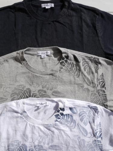 Leaf Printed Outer 商品詳細 printed cross crew neck t shirt leaf