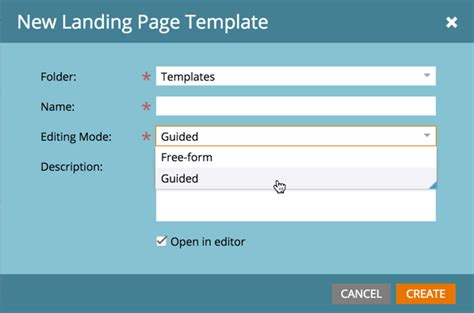 marketo landing page templates how to code a responsive landing page template in marketo