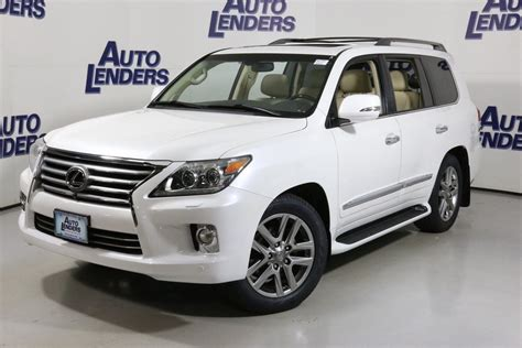 Lexus 570 Used by Lexus Lx 570 Suv For Sale Used Cars On Buysellsearch