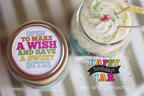 printable happy jar quotes happy birthday jar free printable kiki company