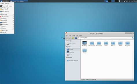 chrome theme xfce a look at what s new in xfce 4 12 video screenshots