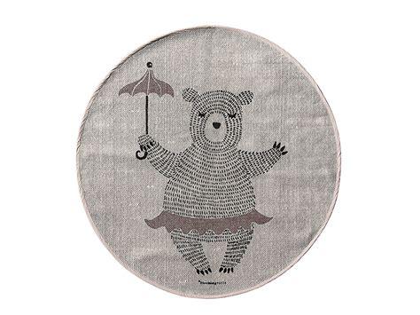 runder teppich mit teppiche