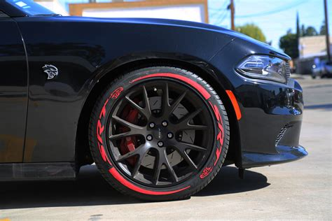 Dodge Charger Tire Stickers dodge mopar tire lettering tire stickers