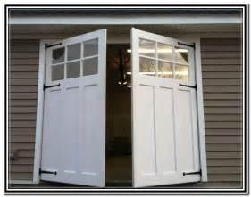 Garage Door Style Windows Carriage Style Garage Doors Without Windows Home Design Ideas