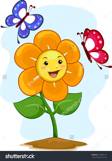 happy clipart happy flower clip www imgkid the image kid has it