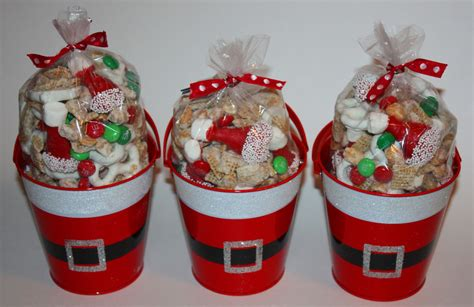 Handmade Secret Santa Gifts - gift santa mix