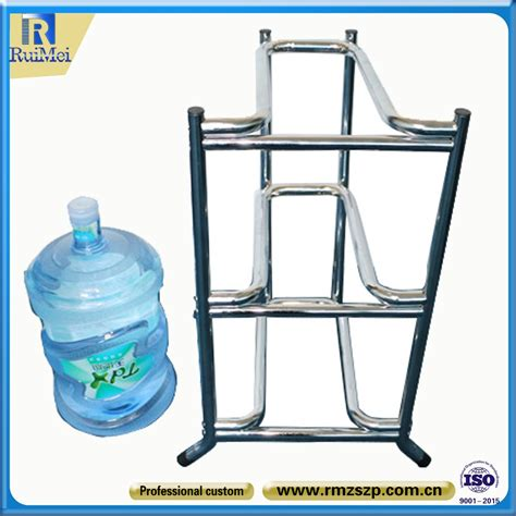 Water Gallon Stand floor standing iron 5 gallon water dispenser bottle