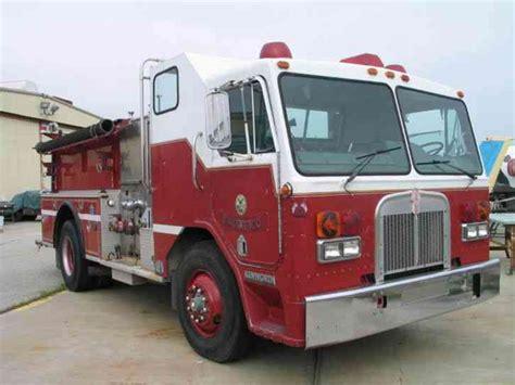 kenworth truck engines kenworth engine 1984 emergency trucks