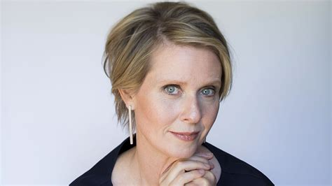Cynthia A by Cynthia Nixon Discusses Haunting In White