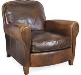 Pillow Armchair Leather Chair Traditional Armchairs And Accent Chairs