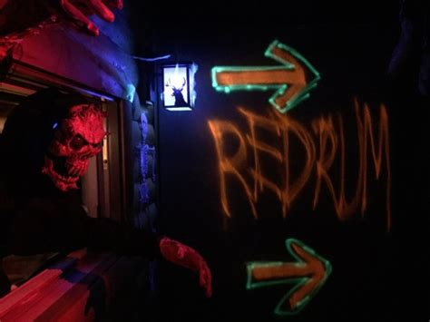 redrum haunted house hauntingly good the tale of the inventionland haunted house