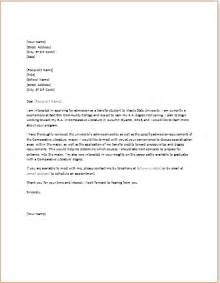 ms word student academic letter templates formal word