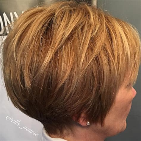 layered bob women over 50 24 hairstyles for women over 50 fresh elegant hairstyles