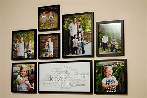 hanging picture collage 46 best images about hanging photo collages on
