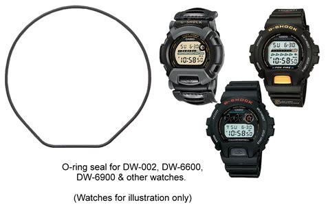 Karet Seal O Ring Oring O Ring Casio G9000 G 9000 Original Anti Air genuine casio o ring seal for dw 002 dw 069 dw 6600 dw 6900 other models