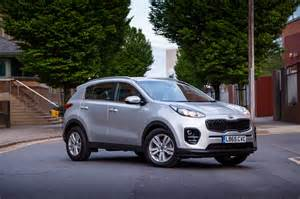 Eco On Kia Living With The 2016 Kia Sportage 1 7 Crdi 2 Eco