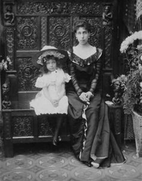 Gdss Victoria Melita of Hesse and daughter, Pss Elisabeth