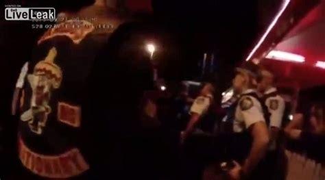 Kaos Ordinal Inside Out 02 bikie nicknamed brett kaos pechey converts to islam