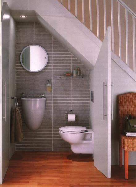 small stairs half bath house plans