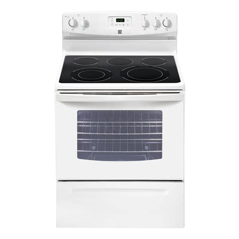 kenmore warm and ready drawer gas oven kenmore electric range 30 in 91412 sears