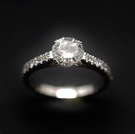 0 36 Cts Vs2 224 vendre 6800 solitaire diamant 1 04 cts g vs2 en or 18
