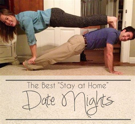 free stay at home date nights robert