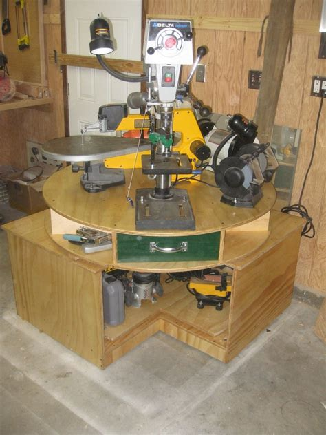 lazy stephen tool turntable shop tours fine