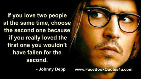 johnny depp quotes   love  people quotesgram