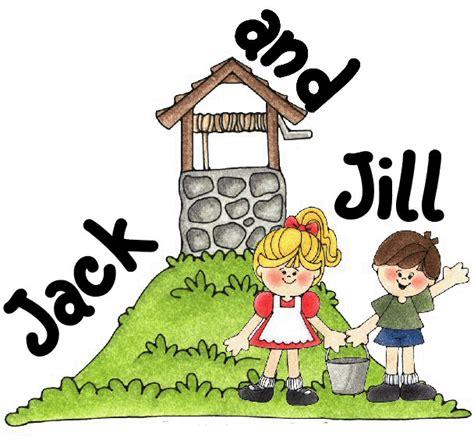 jack jill jack and jill at the virtual vine nursery rhymes preschool theme