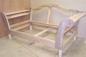 build a couch frame how to make a wooden sofa frame mpfmpf com almirah beds