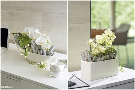 dekoideen mit orchideen fuer schalen tiziano